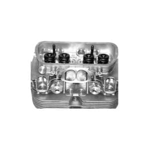 SUPER-D 42 X 37 X 90.5/92mm bore dual spring cylinder head