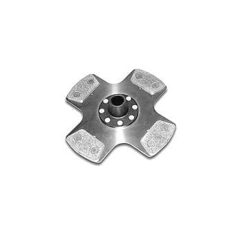 200mm QuickSilver Lightweight 4-Puck Stainless Steel Racing Disc
